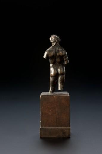 Bronze Bronze Kopf Jüngling Nach Antiken Vorbild